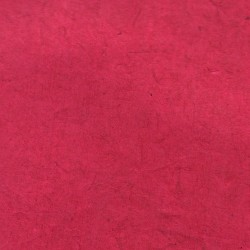 Papier népalais épais fushia