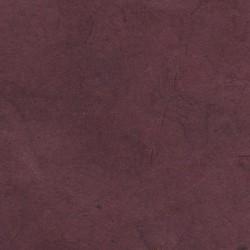 Papier népalais épais marron rouge
