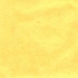 Papier népalais épais jaune citron