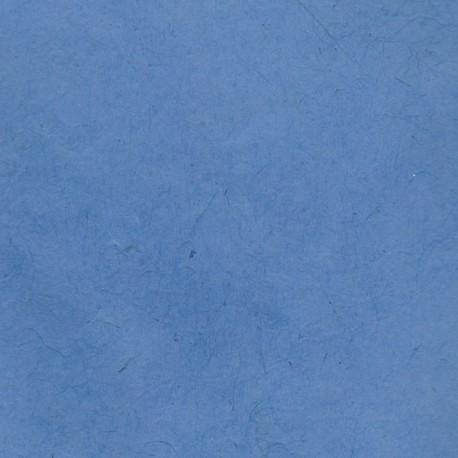 Papier népalais fin bleu
