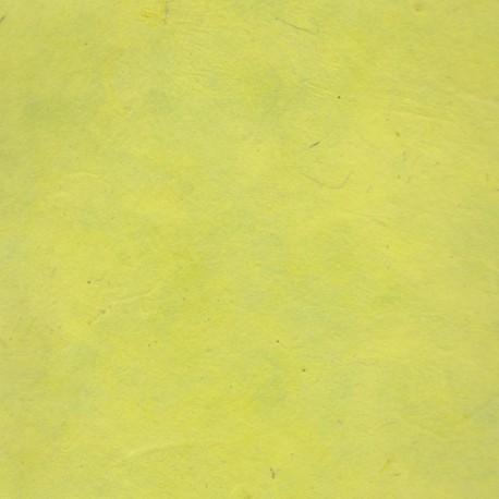 Papier népalais fin vert anis