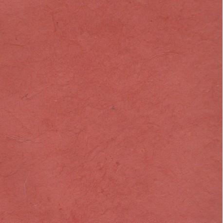 Papier népalais fin rouille