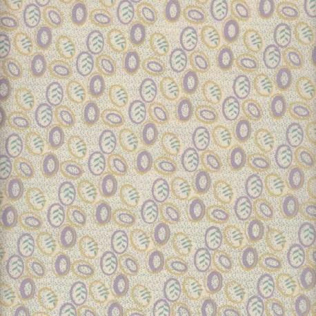 Papier népalais Globules parme