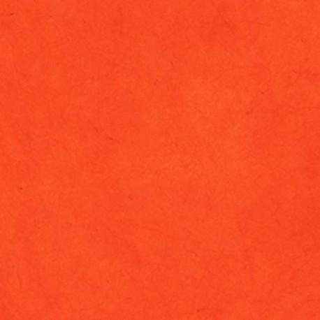 Papier népalais épais carotte