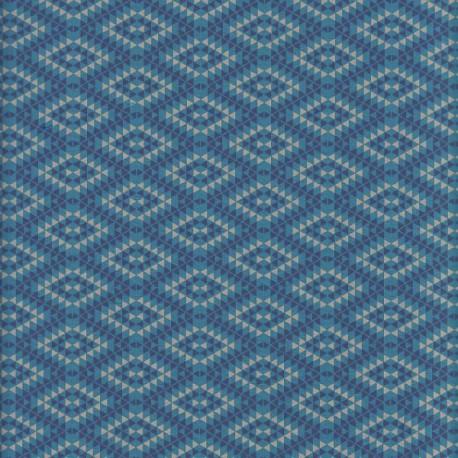Papier d'Inde Kazuo bleu