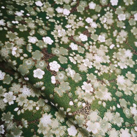 Papier japonais Fleurs du Japon