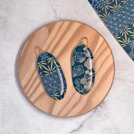 Boucles d'Oreilles Siham