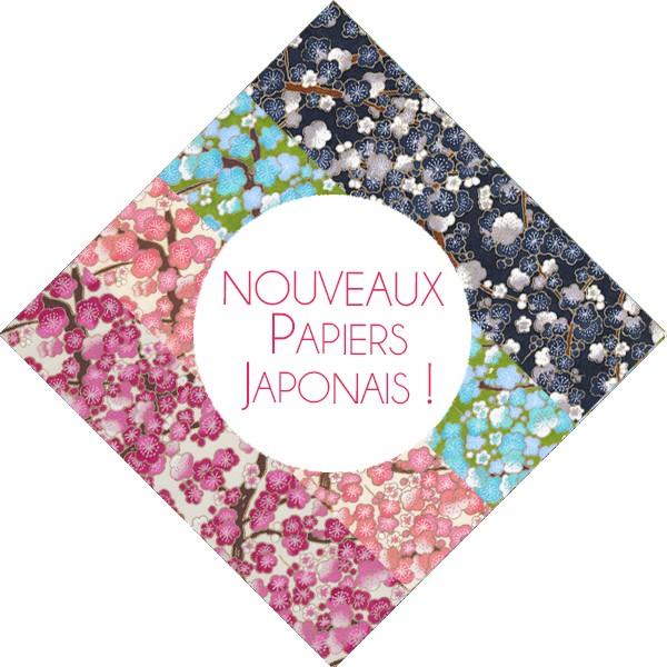 Nouveaux papiers japonais !!
