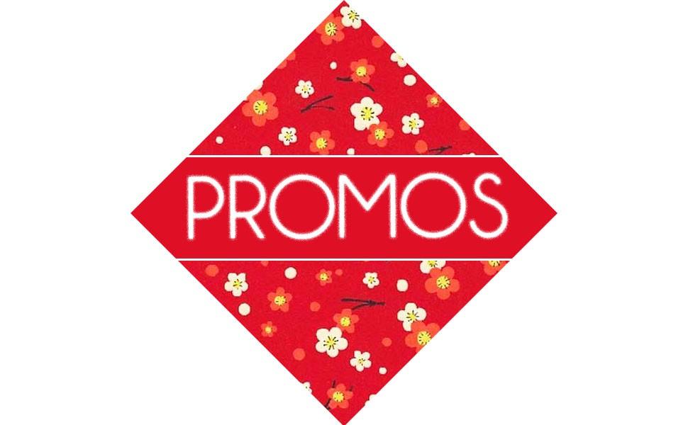 Promos !!