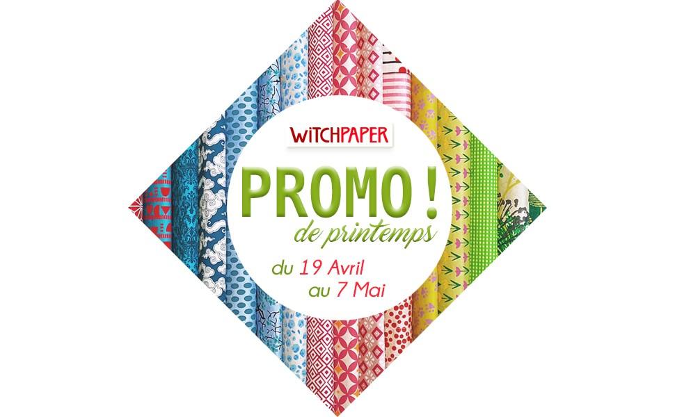 Promotions de Printemps